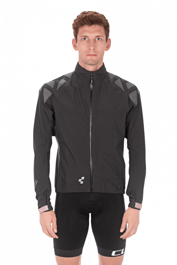 CUBE BLACKLINE Rain Jacket Reflective