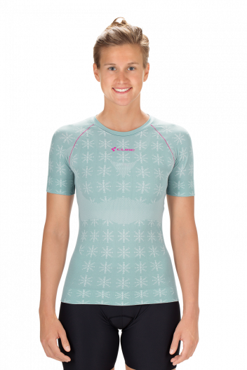 CUBE Baselayer WS Race Be Cool S/S