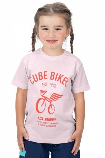 CUBE JUNIOR Organic T-Shirt Wings
